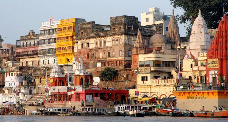 Alltag in Varanasi