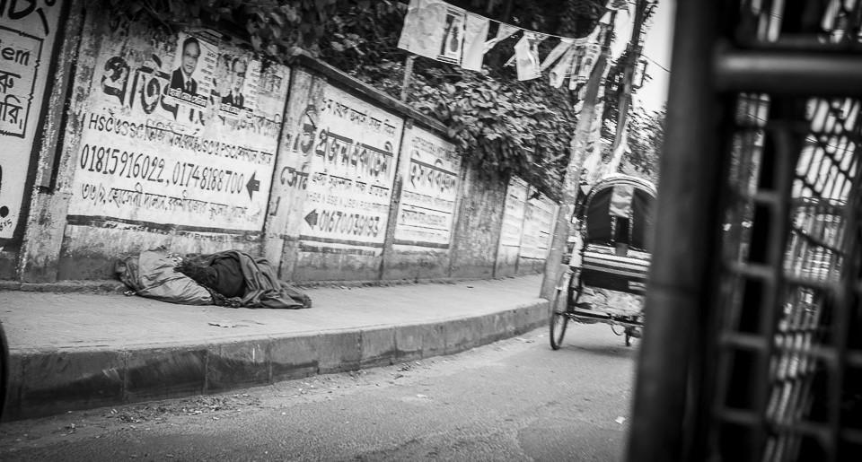 Dhaka vor den Wahlen