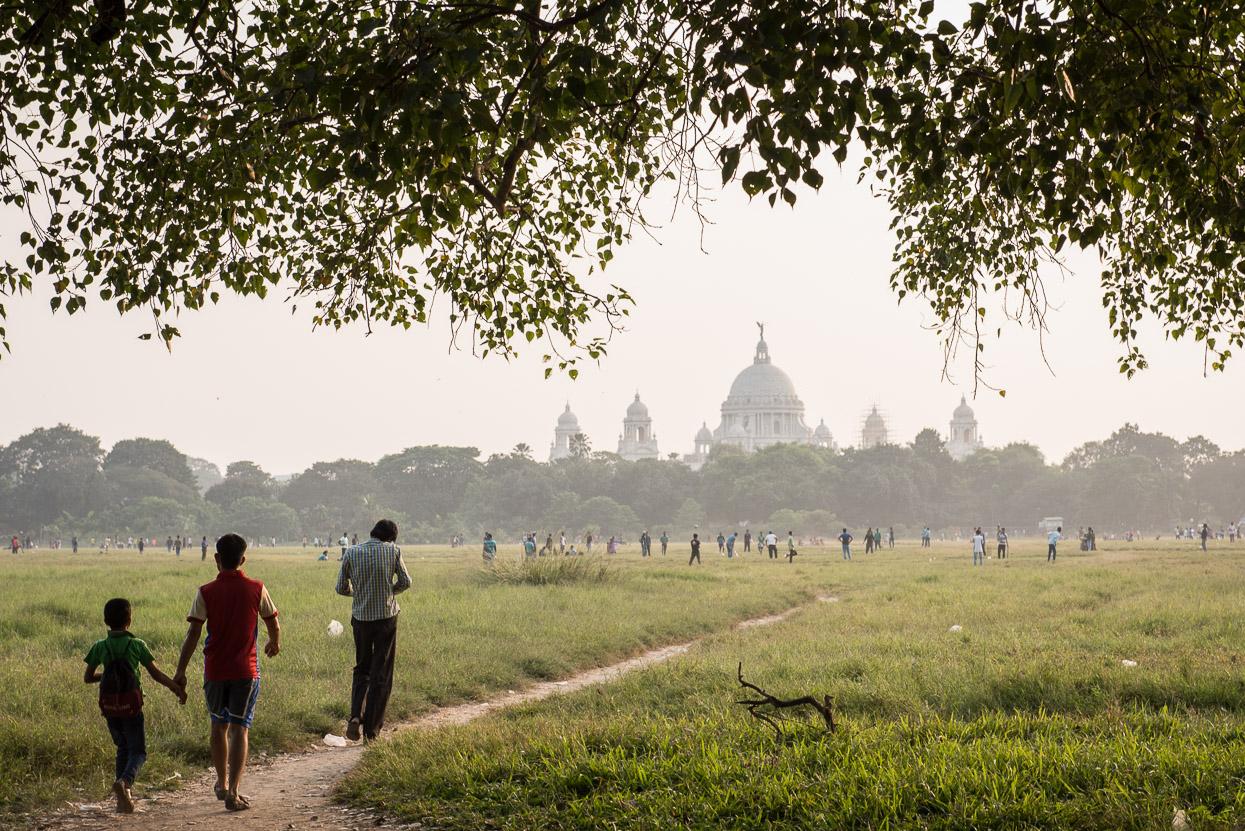 Kolkata Maidan