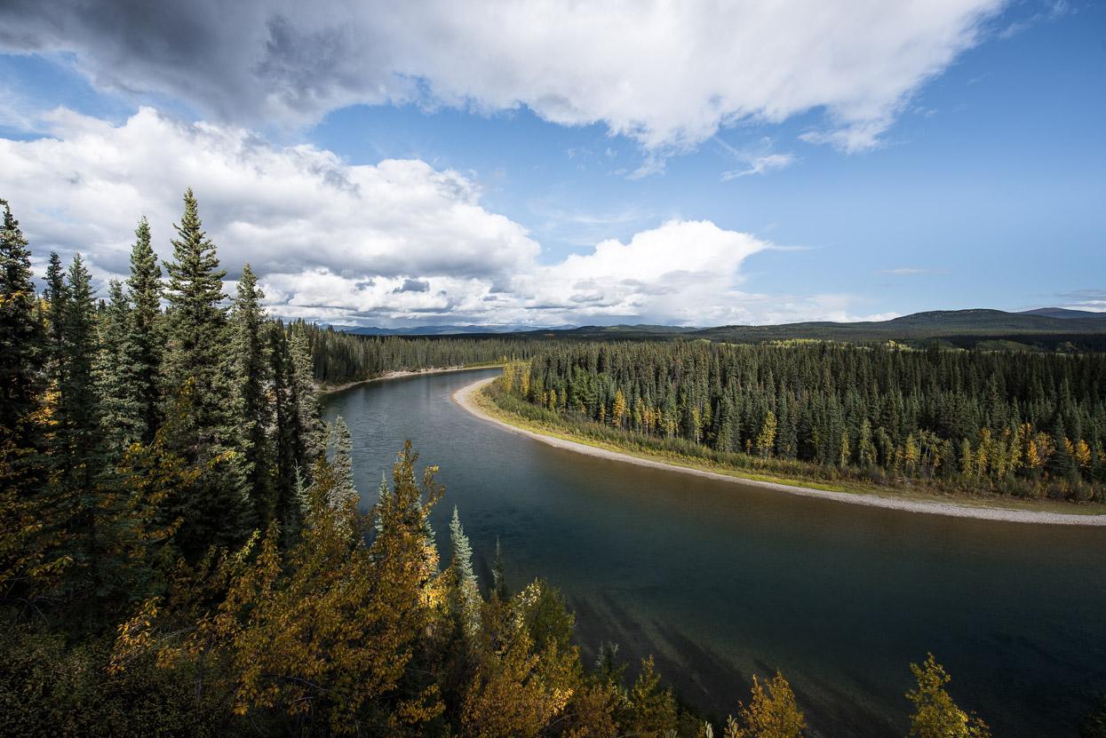 Nisutlin River